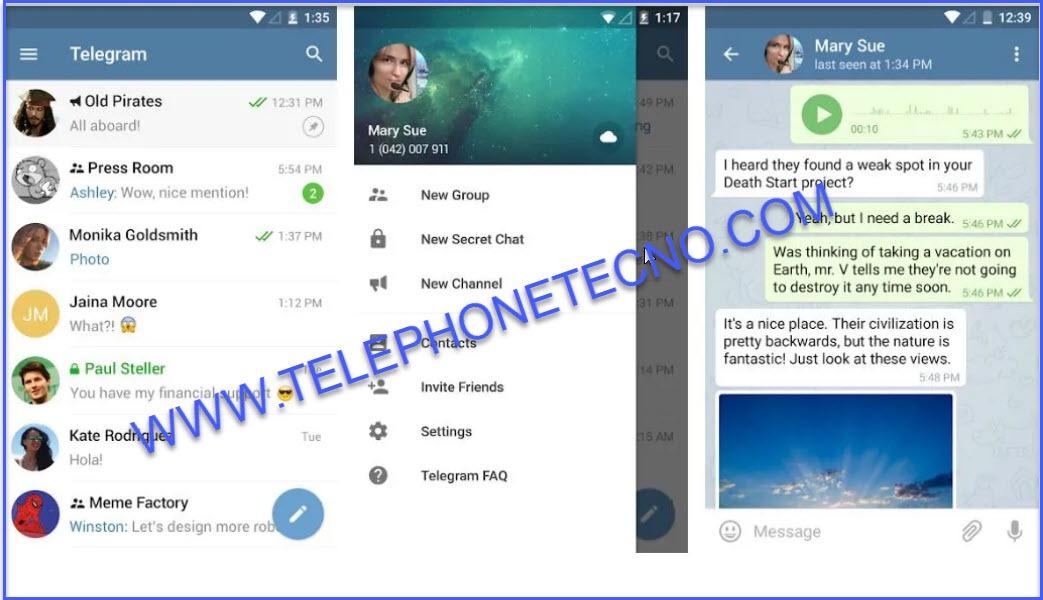 Alternatives à WhatsApp