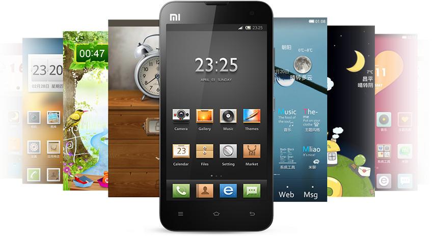 fonctionnalités qui font de MIUI 5 la meilleure ROM Android