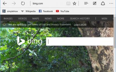 Comment ouvrir la navigation privée dans Microsoft Edge
