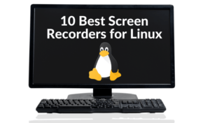 10 Best Screen Recorders for Linux 1