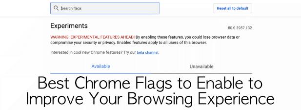 10 meilleurs indicateurs Chrome a activer pour ameliorer votre