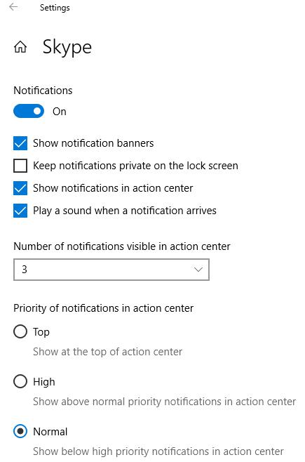 1607462557 440 Comment desactiver les notifications dans Windows 10