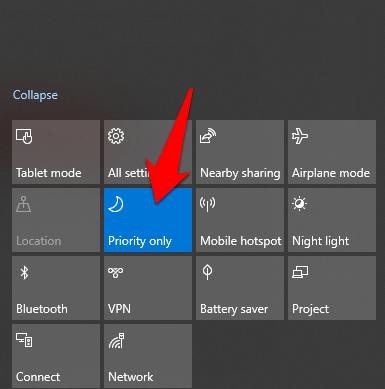 1607462558 610 Comment desactiver les notifications dans Windows 10