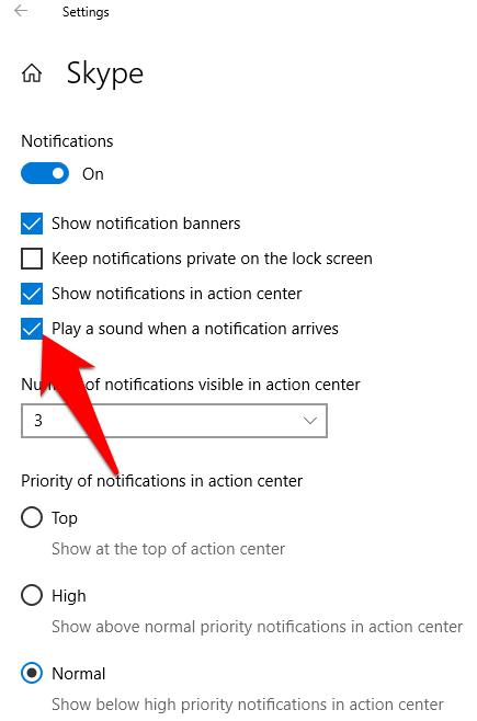 1607462562 427 Comment desactiver les notifications dans Windows 10