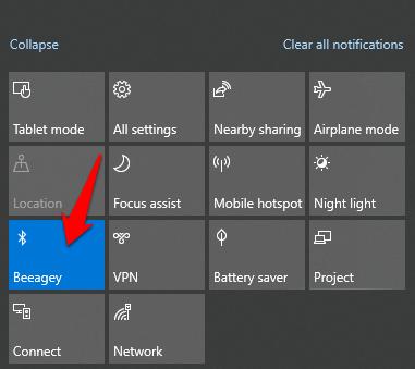 1607466227 156 Comment activer Bluetooth sur Windows 10