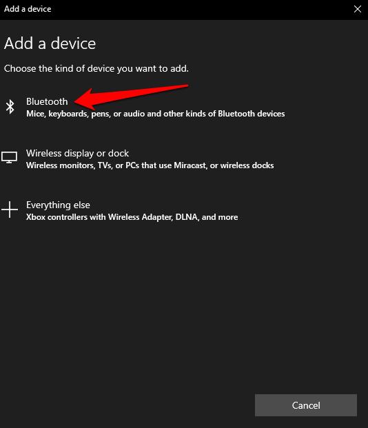 1607466227 237 Comment activer Bluetooth sur Windows 10