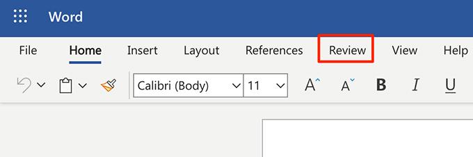 1607467069 548 Comment afficher le nombre de mots dans Microsoft Word