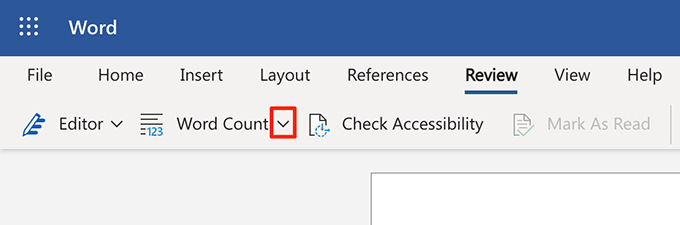 1607467069 865 Comment afficher le nombre de mots dans Microsoft Word