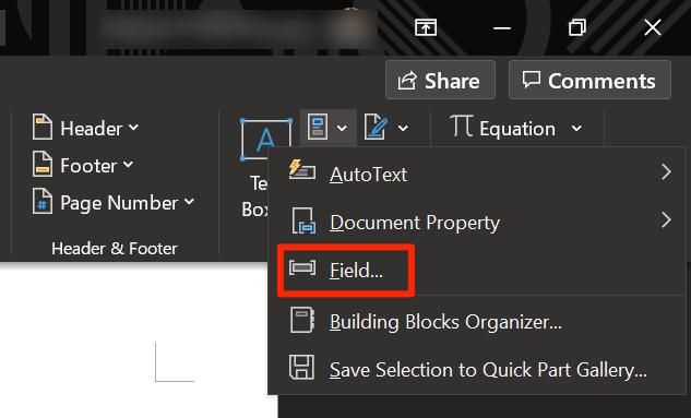 1607467069 910 Comment afficher le nombre de mots dans Microsoft Word