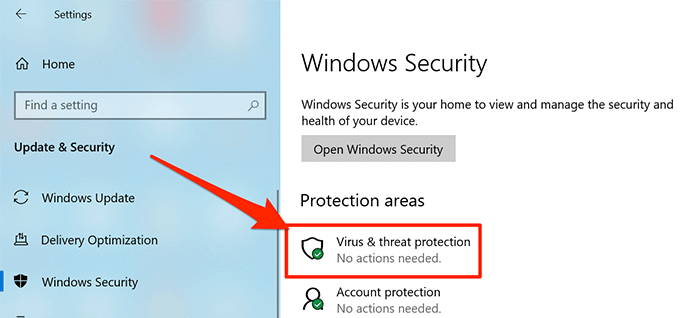 1607469900 799 Comment desactiver Windows Defender