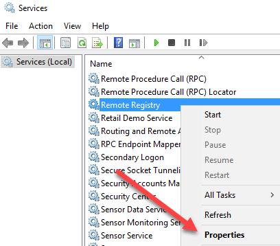 1607469995 154 Comment se connecter a un registre distant sous Windows 7