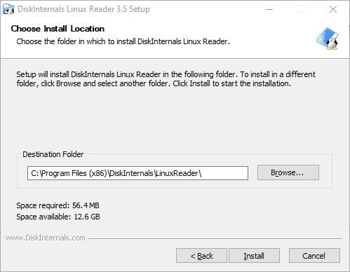 1607470262 481 Comment acceder aux partitions Linux sous Windows