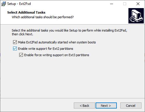 1607470263 712 Comment acceder aux partitions Linux sous Windows