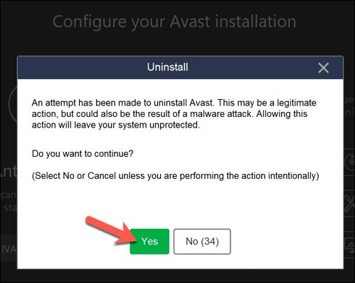 1607474081 116 Comment desinstaller Avast sur Windows 10