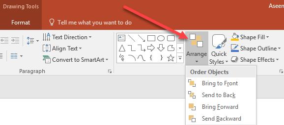 1607477114 890 Comment superposer des objets dans une presentation PowerPoint