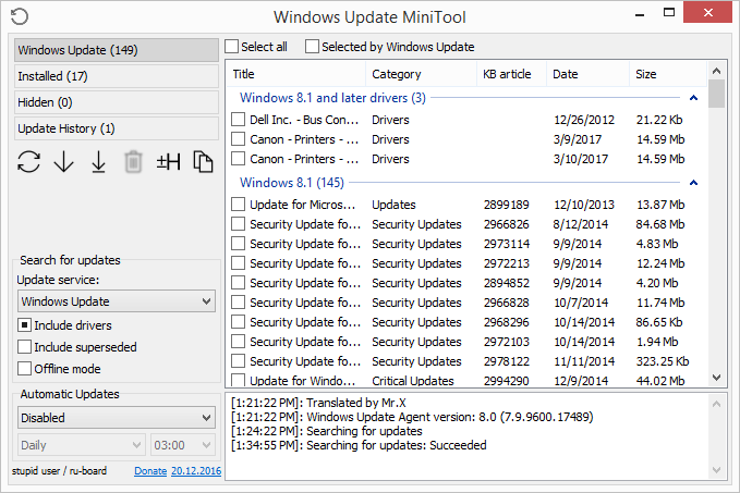 1607478846 884 Comment mettre a jour Windows sans Windows Update