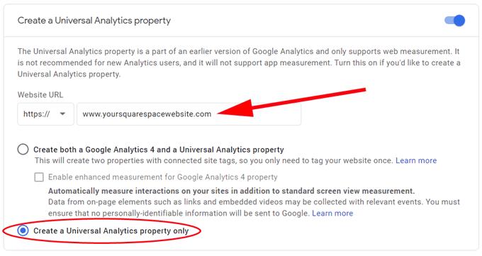 1607493122 117 Comment ajouter Google Analytics a Squarespace