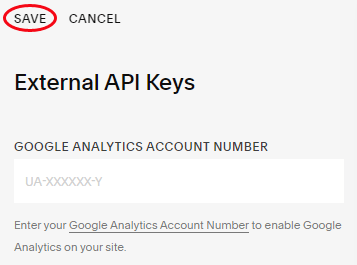 1607493123 524 Comment ajouter Google Analytics a Squarespace