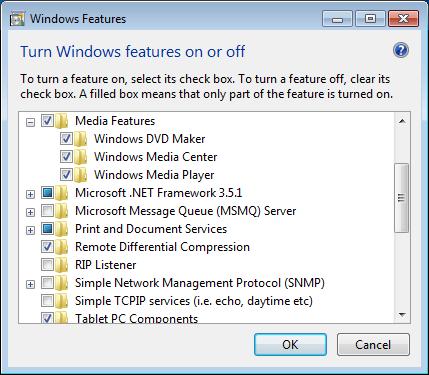 1607499206 491 Desinstaller Windows Media Player de Windows 7