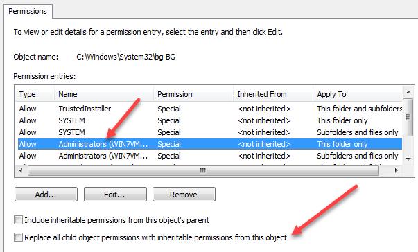 1607520961 445 Windows 7810 Comment supprimer des fichiers proteges par TrustedInstaller