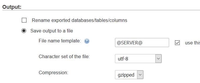 1607531800 507 Comment sauvegarder une base de donnees MySQL