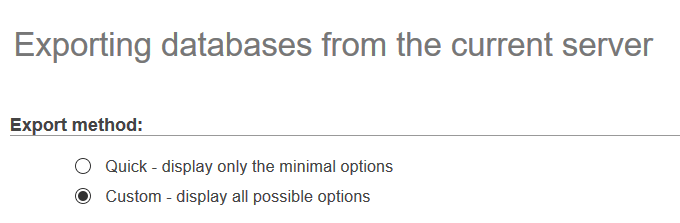 1607531800 940 Comment sauvegarder une base de donnees MySQL