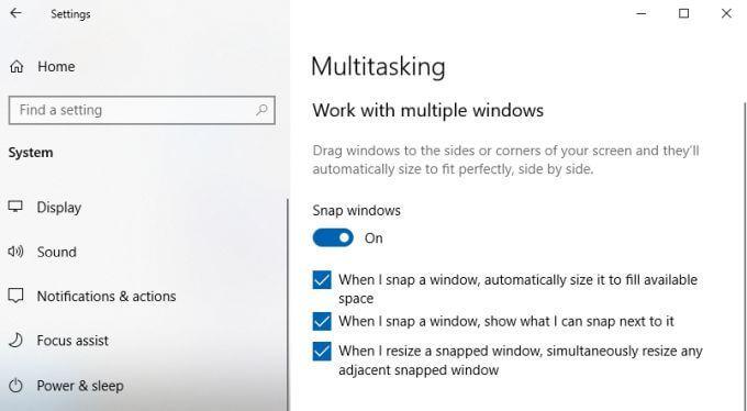 1607533041 184 Comment diviser lecran dans Windows 10