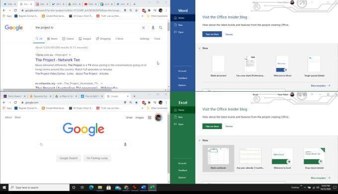 1607533041 329 Comment diviser lecran dans Windows 10