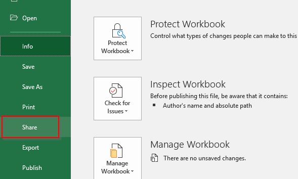 1607534254 838 Comment partager un fichier Excel pour une collaboration facile