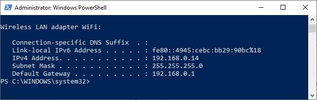 1607534599 423 Comment reparer Impossible de renouveler ladresse IP dans Windows