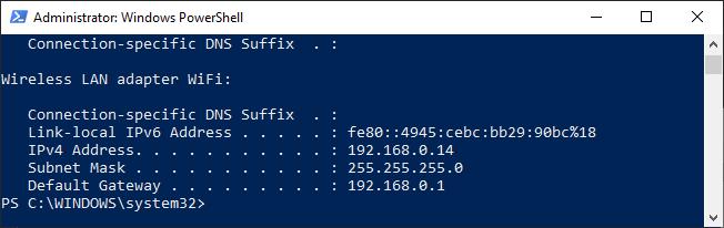 1607534599 458 Comment reparer Impossible de renouveler ladresse IP dans Windows