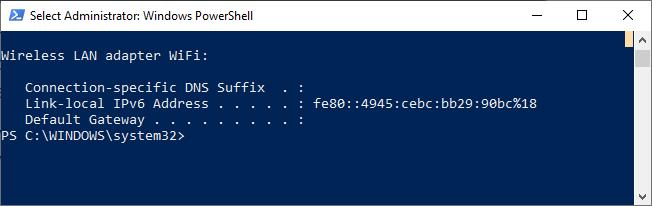 1607534599 974 Comment reparer Impossible de renouveler ladresse IP dans Windows