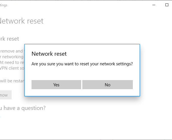 1607534600 903 Comment reparer Impossible de renouveler ladresse IP dans Windows