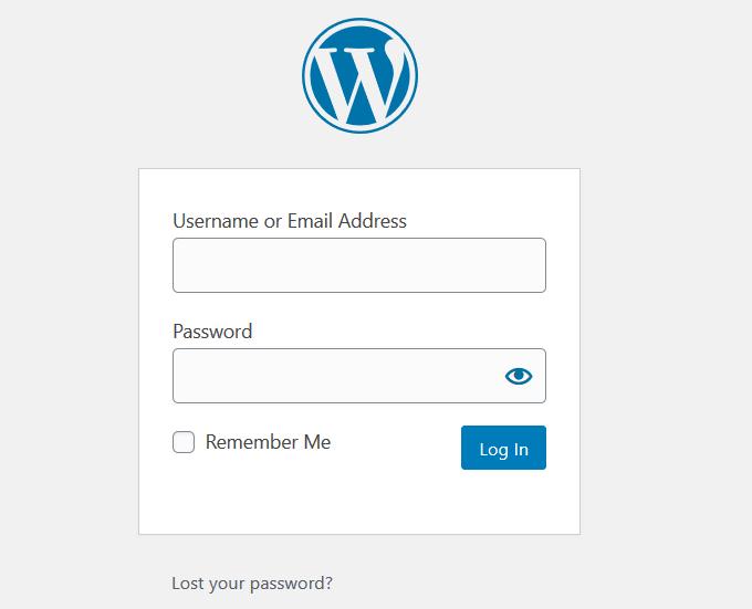 1607544277 311 Comment changer votre URL de connexion WordPress pour une meilleure