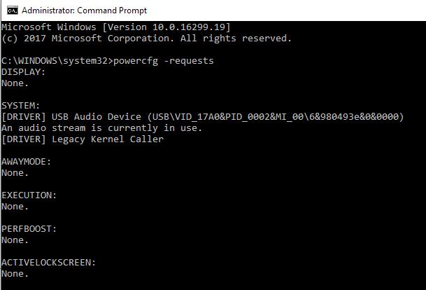 1607552266 170 Windows 7 ne se met pas en veille ou ne