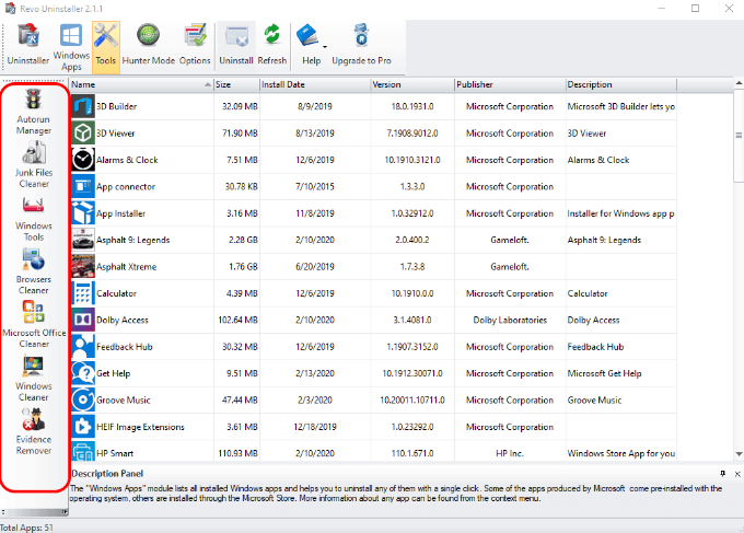 1607557527 294 Comment desinstaller correctement les programmes sous Windows 10