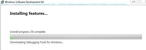 outils de débogage Windows