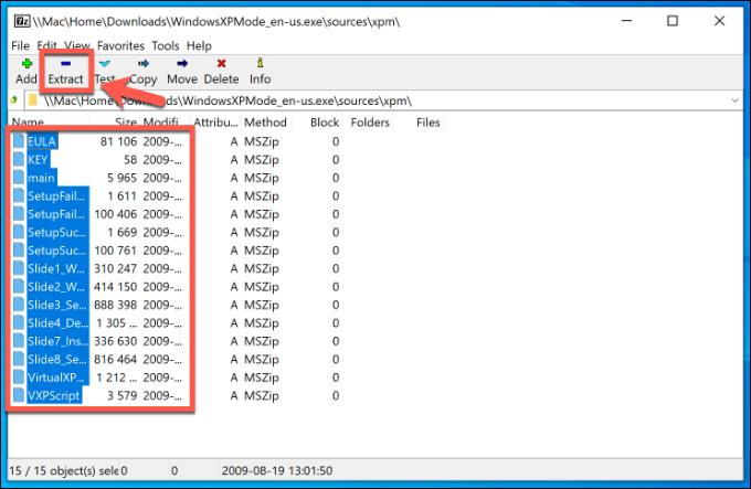 1607562325 391 Comment configurer gratuitement une machine virtuelle Windows XP