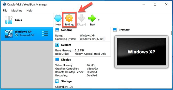 1607562327 350 Comment configurer gratuitement une machine virtuelle Windows XP