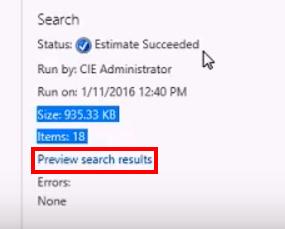 1607563480 721 Comment recuperer des e mails supprimes dans Office 365