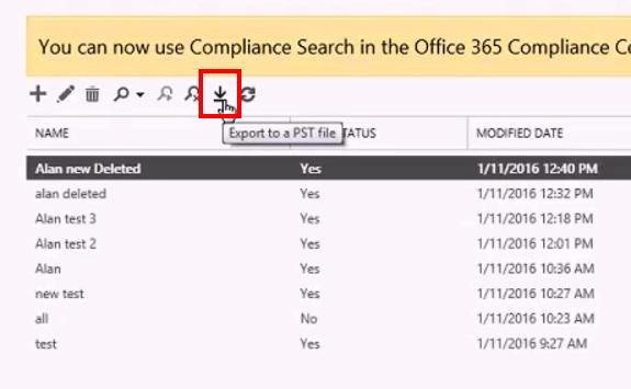 1607563480 843 Comment recuperer des e mails supprimes dans Office 365