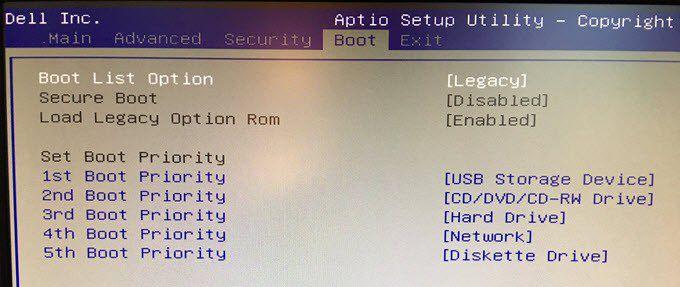 1607567433 31 Correction de Windows ne peut pas installer a lemplacement selectionne