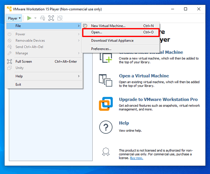 1607567624 124 Comment installer Chrome OS dans VMWare