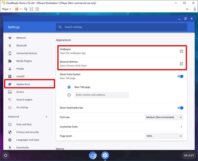 1607567625 325 Comment installer Chrome OS dans VMWare