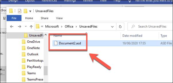 1607568301 142 Comment recuperer un document Word