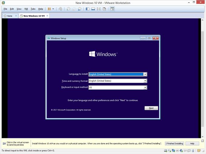1607573068 268 Comment installer un nouveau systeme dexploitation dans VMware Workstation Pro