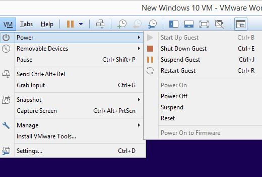 1607573068 570 Comment installer un nouveau systeme dexploitation dans VMware Workstation Pro