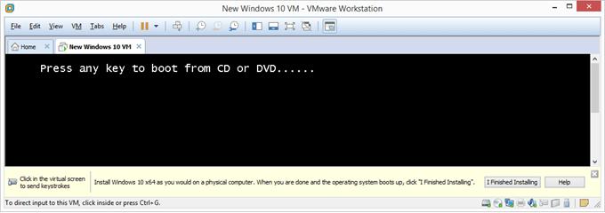 1607573068 716 Comment installer un nouveau systeme dexploitation dans VMware Workstation Pro
