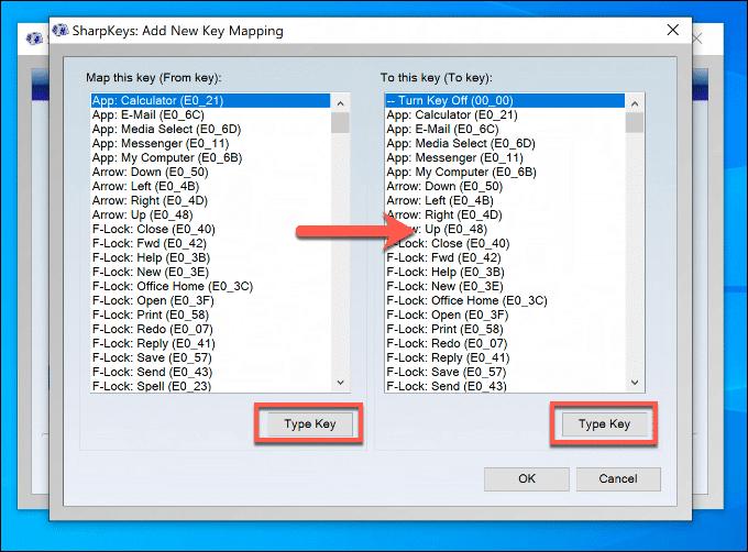 1607579672 116 Comment remapper des cles sur Windows 10