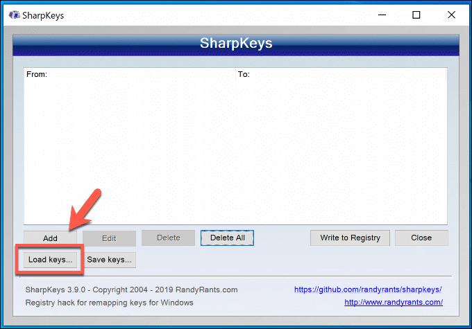 1607579673 105 Comment remapper des cles sur Windows 10